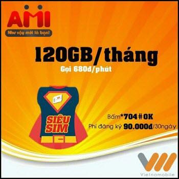 Đại lý phân phối sim tam hoa 777 Vietnamobile