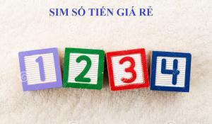 Sim tiến 1234 Gmobile đem lại giá trị nổi bật gì?