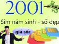 Sim năm sinh 2001 và đôi nét về chọn sim phong thủy